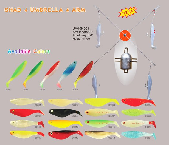 shad-4-umbrella-4-arm-rig